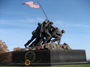 Iwo Jima Memorial Arlington VA