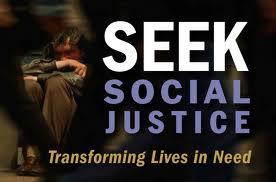 seek social justice