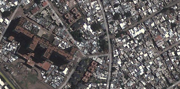 Leguizamón Martinianus 2974 Buenos Aires Argentina - Google Maps Aerial 2