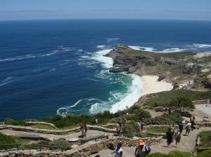View of Diaz Beach on Cape Point
