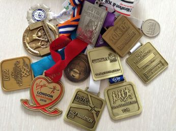 Claire medals